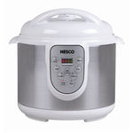 Nesco 6 Liter Pressure Cooker PC6-14P