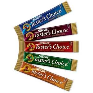 Nescafe Tasters Choice Instant Coffee Sticks