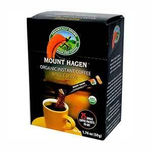 Mount Hagen Organic Instant Regular Coffee
