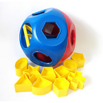 Tupperware Shape O Ball