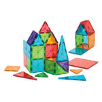 Magna Tiles Clear Colors (100 Pieces)