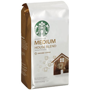 Starbucks Medium House Blend