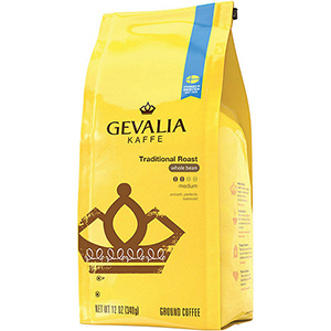 Gevalia Traditional Roast Coffee