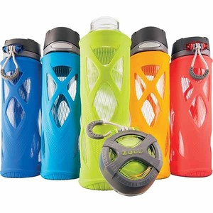 Zulu Athletic Water Bottle