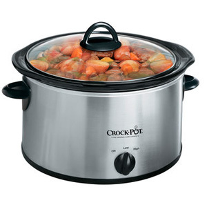 Crock-Pot 4-Quart Round Slow Cooker