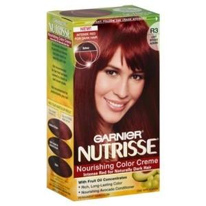 Garnier Nutrisse Nourishing Color Creme Permanent Hair Color