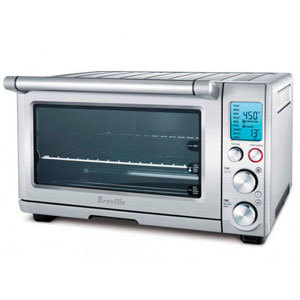 Countertop Convection Ovens Pros And Cons : Breville The Smart Oven 1800-Watt Convection Toaster Oven BOV800XL ...