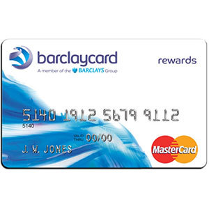 Barclays - Rewards MasterCard