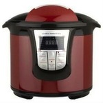 Cook's Essentials 6 QT programmable electric pressure cooker