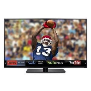 VIZIO 50-inch 1080P 120Hz LED Smart HDTV E500i-A1