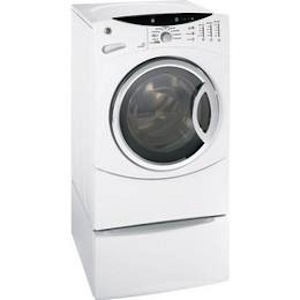 GE Front Load Washer WBVH6240FWW