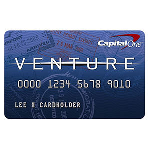 Capital One - Venture Rewards Visa