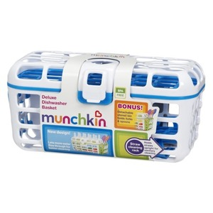 Munchkin Deluxe Dishwasher Basket Reviews Viewpoints Com