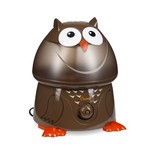 Crane Ee-8189 Crane Ultrasonic Cool Mist Humidifier - Owl, Brown