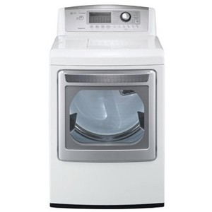LG 7.3 cu. ft. SteamDryer Series Front-Load Electric Dryer