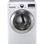 LG 7.3 Cu. Ft. Ultra-Large Steam Electric Dryer