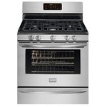Frigidaire In. Gallery Series Freestanding Gas Range