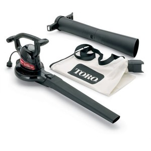 Toro Super 12 amp 2-Speed Electric Blower/Vacuum