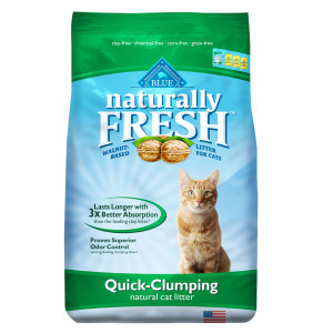 Blue Naturally Fresh Quick-Clumping Formula