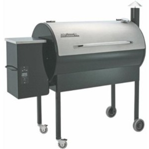 Traeger Industries Wood All-in-One Grill / Smoker BBQ075