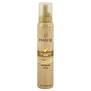 Pantene Pro-V Silky Moisture Whip Hair Styler