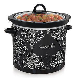 Crock-Pot t 4-Quart Manual Slow Cooker
