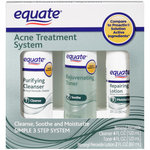 Equate Acne Treatment System