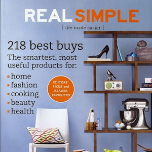 reviews real simple magazine