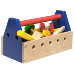 Melissa & Doug Wooden Take Along Tool Kit