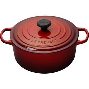 Le Creuset 5 1/2 Quart Round French Oven