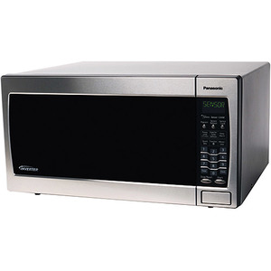 Panasonic 1250 Watt 1 6 Cubic Feet Inverter Microwave Oven