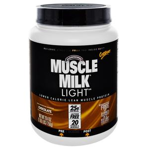 Cytosport Muscle Milk Light Chocolate Protein Supplement