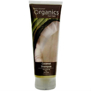Desert Essence Organics Coconut Shampoo
