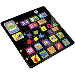 One Step Ahead Kid's Tablet and Learning Pad Educational Toy
