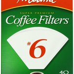 Melitta Cone Coffee Filters