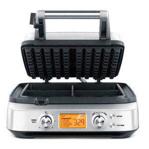 Breville the Smart Waffle Maker Slice