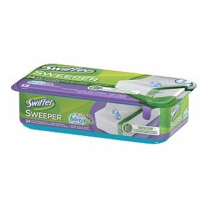 Swiffer Sweeper Wet Cloths with Febreze, Lavender Vanilla & Comfort