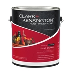 Clark + Kensington Paint and Primer Flat Enamel Interior Paint