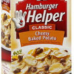 Betty Crocker Hamburger Helper Cheesy Baked Potato