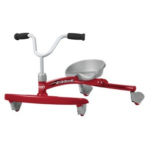 Radio Flyer Ziggle Riding Toy