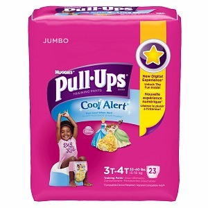 Huggies Pull-Ups Cool Alert Training Pants