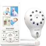 Lorex LIVE snap Video Baby Monitor (White)