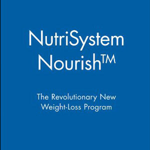 NutriSystem Nourish: The Revolutionary New Weight-Loss Program by James Rouse