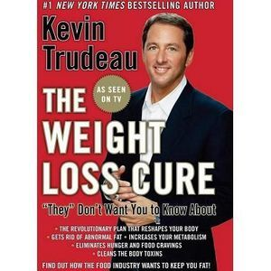 The Weight Loss Cure by Kevin Trudeau
