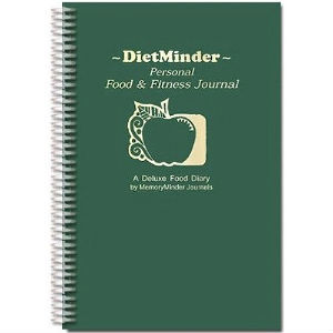 DietMinder Personal Food & Fitness Journal