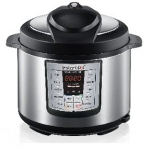 Instant Pot 6-Quart 6-in-1 Programmable Pressure Cooker IP-LUX60