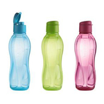 Tupperware Medium Eco Water Bottles