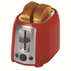 Black & Decker 2 Slice Toaster TR1278RM