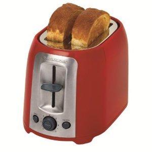Black & Decker 2 Slice Toaster TR1278RM