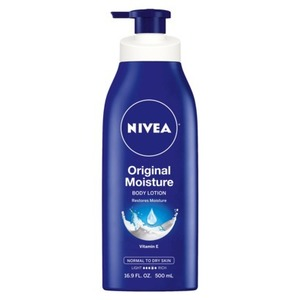 NIVEA Body Original Moisture Body Lotion